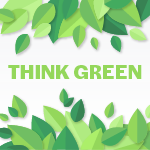 Think Green icon