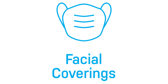 face coverings icon